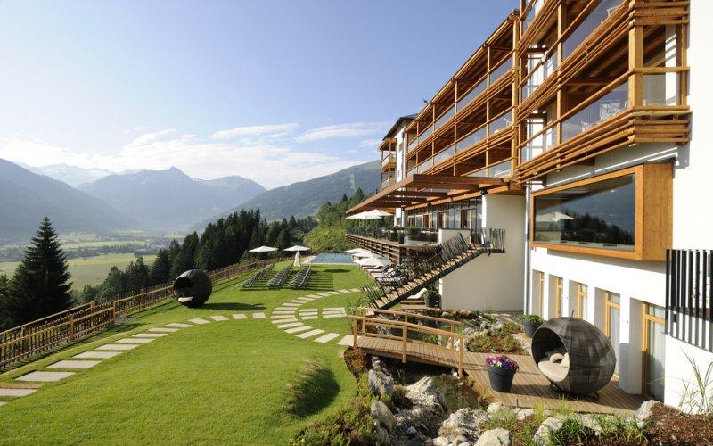 Lifestyle hotels sterreich europa alle lifestyle for Design boutique hotels bad hofgastein