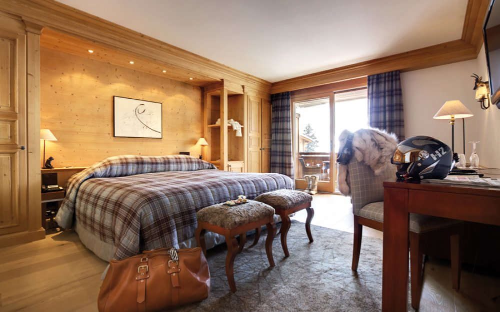 Lifestyle hotels chalet royalp h tel spa schweiz for Boutique hotel alpen