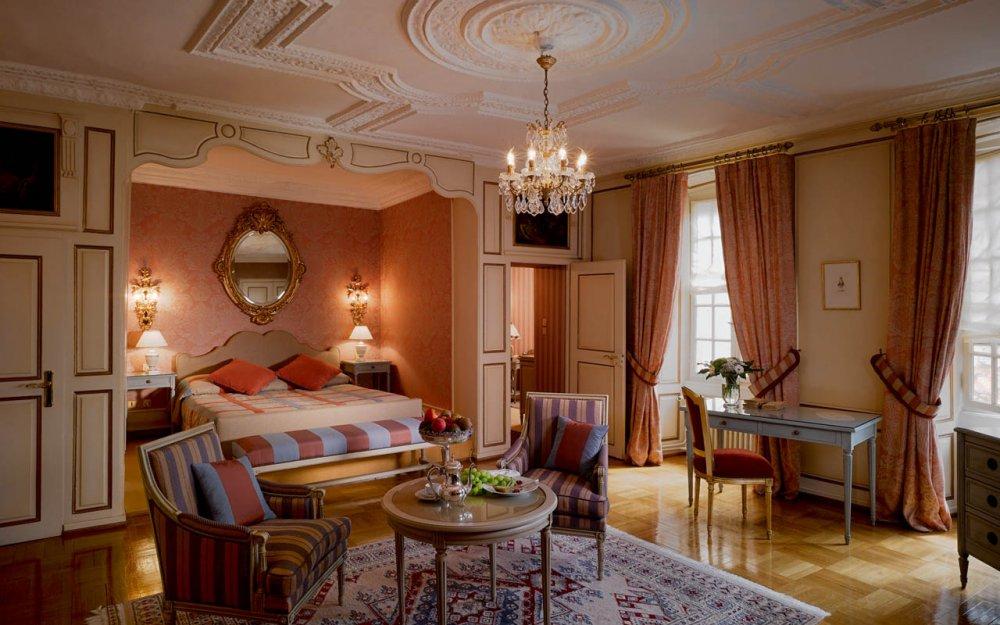 Lifestyle Hotels Abbaye La Pommeraie Frankreich Europa Alle