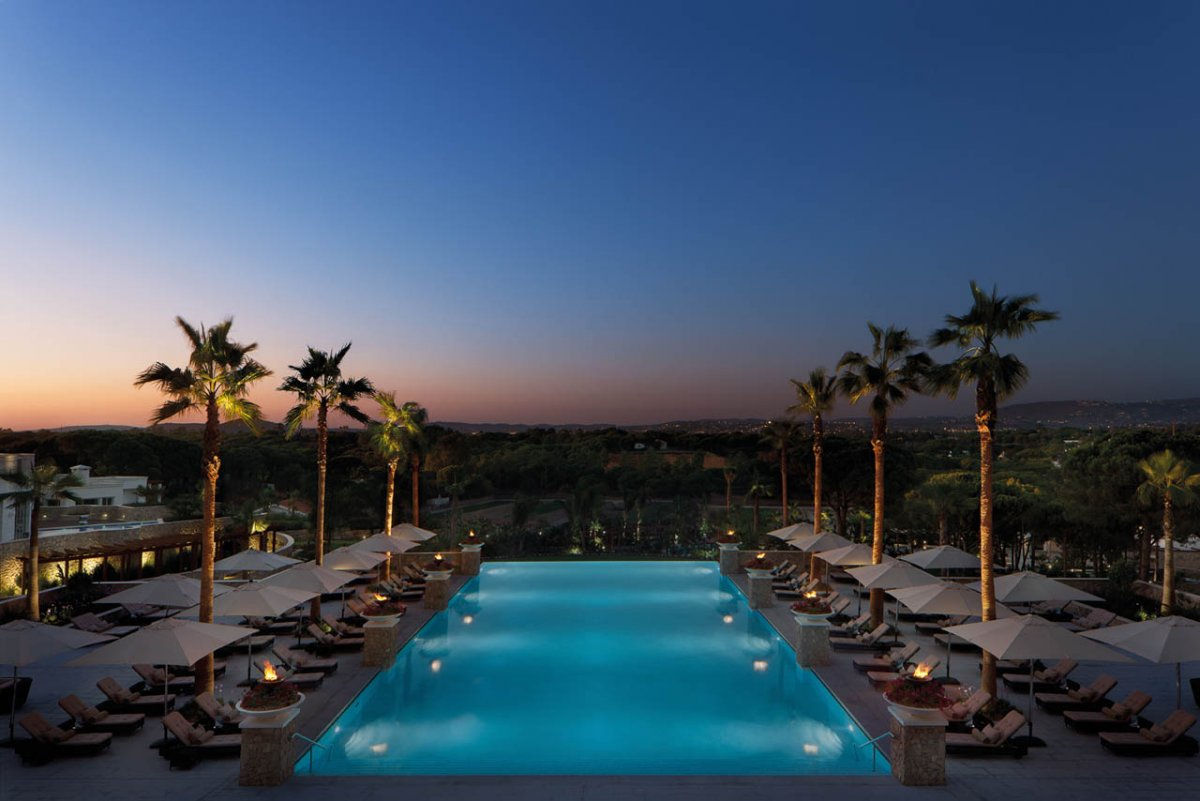 Lifestyle Hotels Conrad Algarve Portugal Europe All Lifestyle Hotels Auserlesene